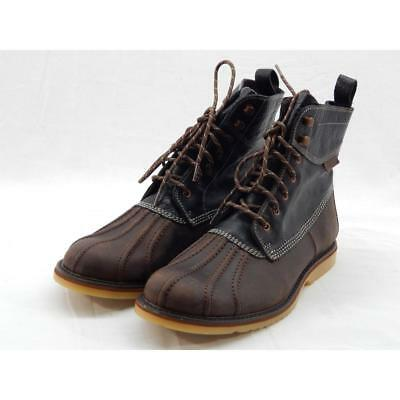 6f356b4e559 WOLVERINE FELIX WATERPROOF Duck Leather Boot W40238 Sz Us M 11.5 Uk ...