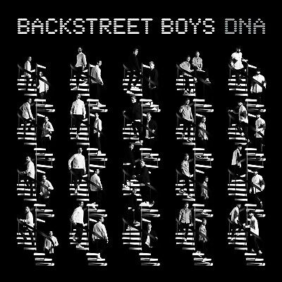 Backstreet Boys - Dna Cd *New* 2019