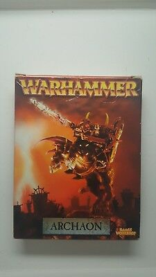 Warhammer Chaos Archaon Lord of the End Times OOP new AOS Gamesworkshop