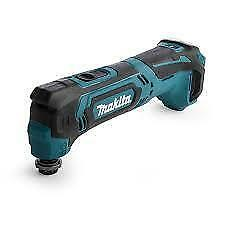 Makita Tm30Dz 10.8V Cxt Cordless Multi Tool Body Only With Accessories Brand New