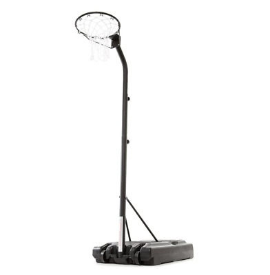 Professional Netball System Stand Ring Portable Adjustable Durable Net Wheels