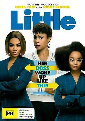 Little : Aus Stock : NEW DVD : Regina Hall : Marsai Martin :*TODAY ONLY SPECIAL*