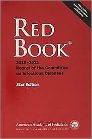 Red Book 2018: Report of the Committee on Infectious Diseases Thirty-first Editi