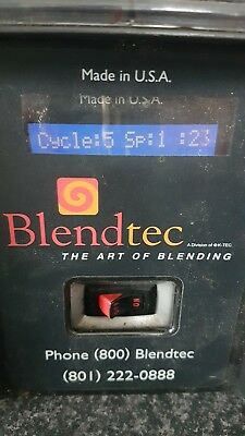Blendtec Commercial Blender