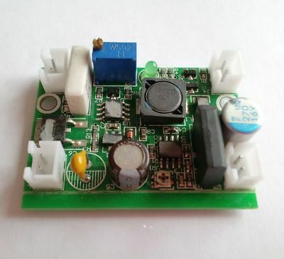 2.5A Laser Diode Driver with TTL/PWM Modulation