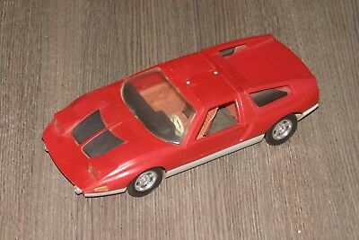 1:15 Mercedes C111 toy car ussr 30cm inertia  motor