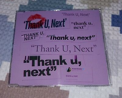 CD Single Ariana Grande - Thank U, Next - 2018