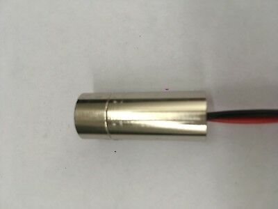 Oclaro 700mW 638nm Red Laser Diode in AXIZ Housing + Glass Lens
