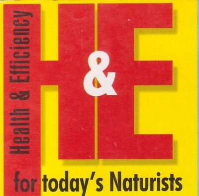 H&E Naturist July 2001 - magazine nudist health efficiency