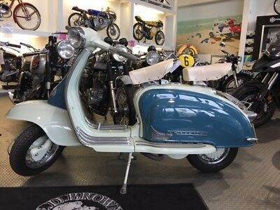 Classic scooter restoration services Guildford Surrey