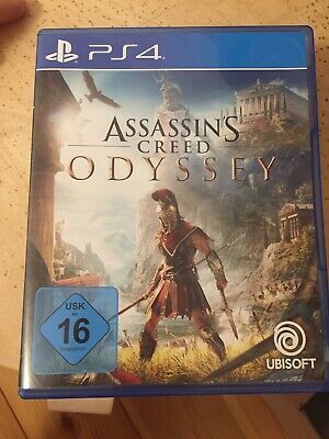 Assassin's Creed: Odyssey - Für Sammler Mit OST+MAP (Sony PlayStation 4, 2018)