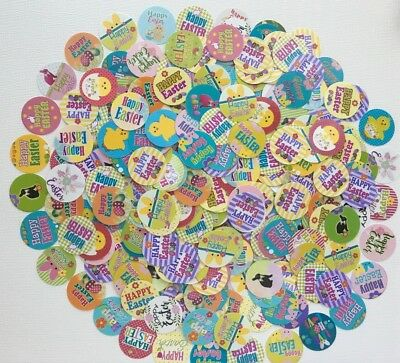 """Easter 1"""" circles PRECUT Bottle Cap Images Cupcake Toppers - FREE SHIPPING"""