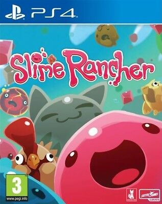 Slime Rancher | PlayStation 4 PS4 Sandbox Simulation Farm New (1)