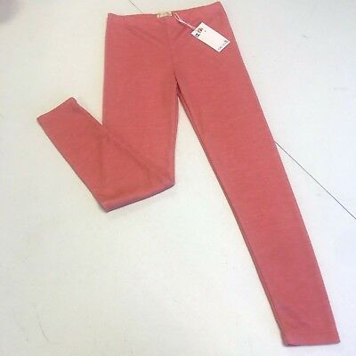 """New w/ Tags MIKI MIETTE """"Fearless"""" Girls Legging- Pink"""