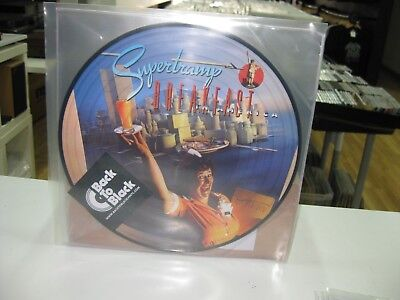 Supertramp Picture Disc Breakfast In America New Sealed