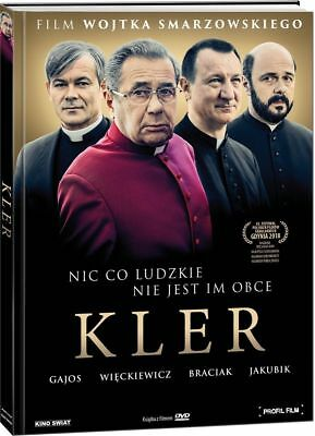 Kler - Dvd - Polish Release Wojciech Smarzowski English Subtitles Klerus