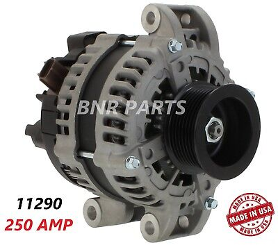 250 AMP 11290 Alternator Ford F Series 6.4L 2008-2010 High Output New HD Perform
