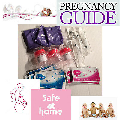 Artificial Insemination Kit - At Home Conception Kit for Human Pregnancy