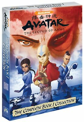 Avatar - The Last Airbender - The Complete Book 1 Collection (Box Set) [DVD]