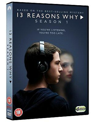 13 Reasons Why: Season 1 (Box Set) [DVD]