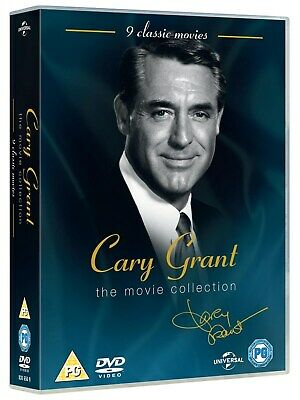 Cary Grant: The Movie Collection (Box Set) [DVD]