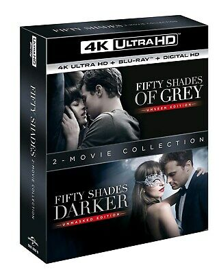 Fifty Shades: 2-movie Collection (4K Ultra HD + Blu-ray) [UHD]