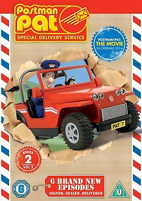 Postman Pat - Special Delivery Service: Series 2 - Volume 2 [DVD]