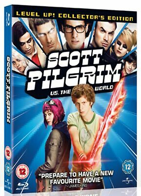 Scott Pilgrim Vs. The World (Collector's Edition) [Blu-ray]
