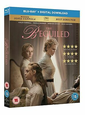 The Beguiled (with Digital Download) [Blu-ray]