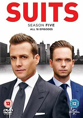 Suits: Season Five [DVD]