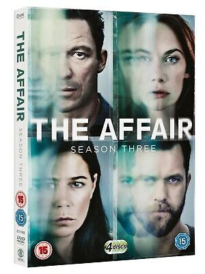 The Affair: Season 3 [DVD]
