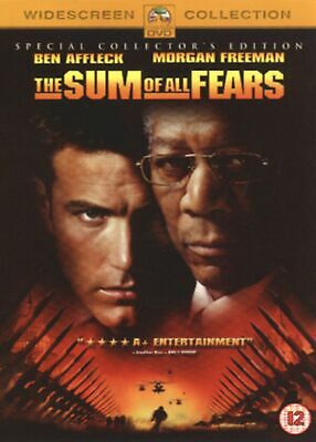The Sum of All Fears (Widescreen Special Edition) [DVD]