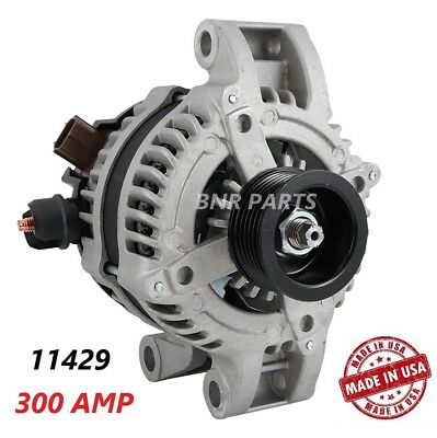 200 AMP 8437 Alternator Ford Mustang 05-08 4.0L High Output Performance NEW HD
