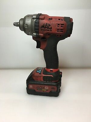 """Mac Tools Cordless 3/8"""" Impact Wrench Model: BWP138"""