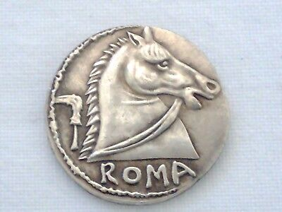 Quadrigatus - 241-235 - Ancient Rome - Souvenir Coin