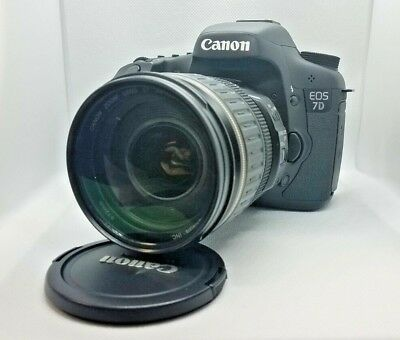 Canon EOS 7D 18.0MP Digital SLR Camera Kit w/ EF 28-135mm f/3.5-5.6 IS Lens