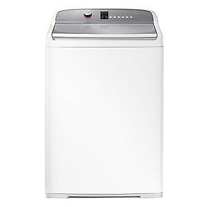 Factory 2nd WL1068P1 Fisher & Paykel - 10kg Top Load Washing Machine, 1000rpm, W