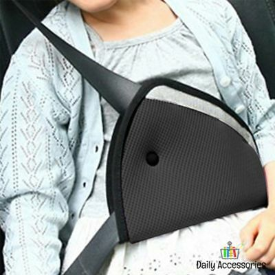 Triangle Shape Baby Kids Car Seat Belt Adjuster Positioner Auto Accessories