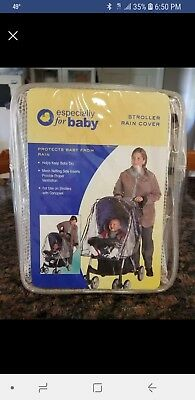 Especially For Baby Stroller Rain Cover - New in Package