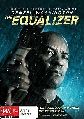 The Equalizer (DVD, 2015) Denzel Washington