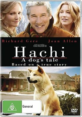 Hachi - A Dog's Tale (DVD, 2010) Brand New Sealed