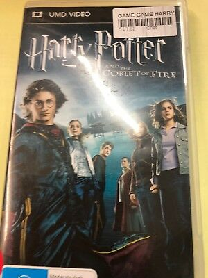 Harry Potter And The Goblets Of Fire PSP UMD