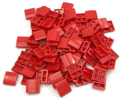 LEGO LOT OF 100 NEW RED FROGS REPTILES TOADS PETS PIECES