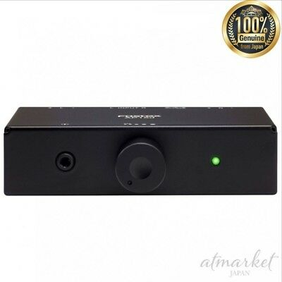 NEW FOSTEX Personal Amplifier AP15d genuine from JAPAN