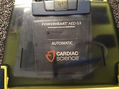 AED G3 AUTOMATIC Excellent Working Condition