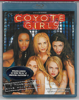 COYOTE GIRLS / Blu-Ray Neuf sous blister - VF
