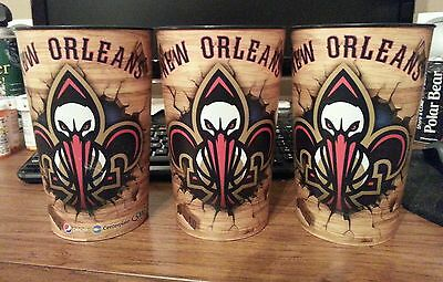 aa814d73a New Orleans Pelicans 2014-15 Stadium Used Souvenir Cup No Tickets Anthony  Davis