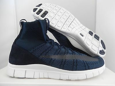 ae786133b9fb Nike Free Mercurial Superfly Sp Dark Obsidian Navy Blue Sz 10  667978-441