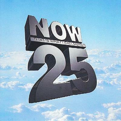 Various Artists - Now That's What I Call Music! 25 - UK CD album 1993