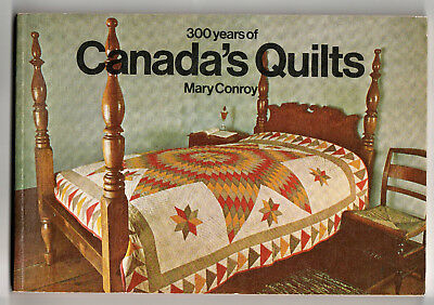 History of QUILTS in CANADA. 300 Years of Quilting. Many Photos.